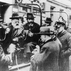 Juden werden verhaftet (Berlin 1933)