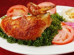 """Yelp Review of the week.   """"I grew up eating a lot of chicken...Zankou does chicken right. Every time I go, I get the same thing: the quarter chicken plate (white meat). It comes with pickled veggies, hummus, and pita. And then there is a magical garlic spread that I put on everything. Just go - it's heavenly."""" Thank you A C :)  We appreciate our yelpers!"""