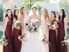 Black Tie Desert Wedding by Rachel Solomon Photography   Arizona Weddings Magazine