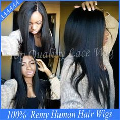 Cheap wig sasuke, Buy Quality wig heads for sale directly from China wig head Suppliers: Affordable Light Yaki Full Lace Wig Yaki Straight Lace Front Wigs For Black Women 130 %Density Middle Part Updo Wigs 10-