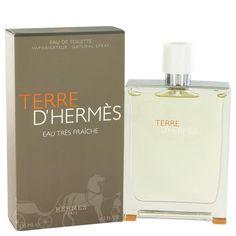 Terre D'Hermes by Hermes Eau Tres Fraiche Eau De Toilette Spray 4.2 oz