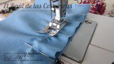 Qué es embeber y cómo se hace. Una técnica de sastrería que se usa en la costura de mangas Hermes Birkin, Design Crafts, Sewing Tutorials, Tips, Singer, Couture, Accessories, Videos, Quilts
