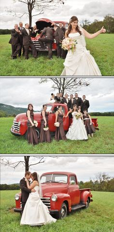 Cool Family Picture Poses | Unique wedding pose! » Exposeure: a posing community