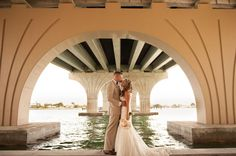 St. Petersburg, FL Bride and Groom Stephanie A. Smith Wedding Photography - As Featured on Marry Me Tampa Bay