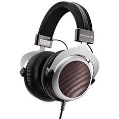 BeyerDynamic New Tesla Audiophile High End Headphone - 250 Ohms Open Back Headphones, Running Headphones, Gaming Headphones, Best Headphones, Over Ear Headphones, Audiophile Headphones, Audiophile Speakers, Gaming Headset, Coil Out