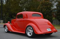 """1935 """"ALL STEEL"""" Chevy 3 window Coupe : 1920 - 1935 Chevys"""