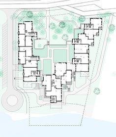 Gallery - Residential complex Ciekurkrasti / AB3D - 18