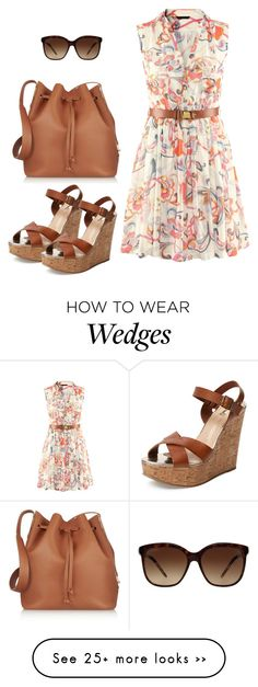 """""""Untitled #237"""" by sophie107 on Polyvore featuring Schutz, Sophie Hulme and Bulgari"""