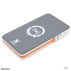 This is a gift still sealed  This Wireless Power Bank charges your Qi-enabled mobile device wirelessly.