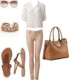 """""""neutral"""" by angele-veilleux on Polyvore"""