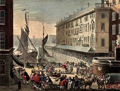 1809 Billingsgate Market