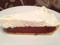 photo-11Double the sweetener in crust, filling and whipped cream topping. Use less baker's chocolate (3 oz. instead of 4) and 1/2 less teaspoon of gelatin. That will make it perfect!