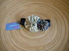 Bracelet Ruban par Fee Home, Etsy, €9,00