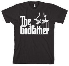The Godfather Logo T-Shirt (Black)