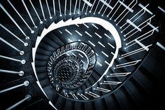 Gotham Spiral by Matthias Haker