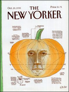 "11 Best ""New Yorker"" Halloween Covers"