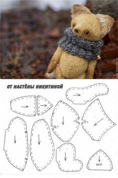 Лавка теддиста.Авторские мишки Тедди. | VK