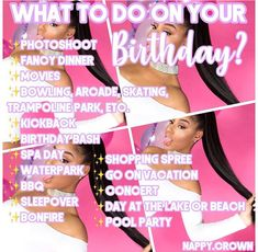 Hottest Totally Free Birthday Ideas Tips Want to put your youngster a wonderful party without the need of smashing the loan company? 13th Birthday Parties, Birthday Party For Teens, 14th Birthday, Birthday Bash, Girl Birthday, Birthday Ideas, Birthday Stuff, Fun Sleepover Ideas, Sleepover Party