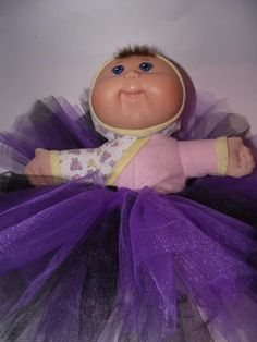 Tutu for a dolly