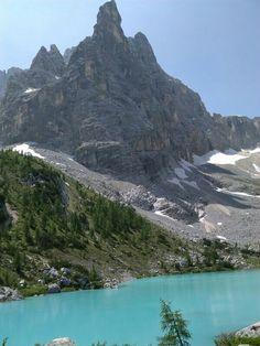 Sorapiss lake - Cortina, Italy Belluno Veneto
