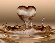 water drop #choosetobemoreloving @Marisa McClellan McClellan McClellan McClellan McClellan Pennington Foster #heart #water