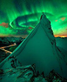 Svolvaer, Noruega