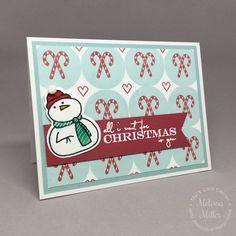 Mel's Card Corner | CASEing Christmas - Day 5 & an LSS Class