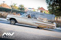 Lucky Armas's '60 Chevy Impala...Individuals CC