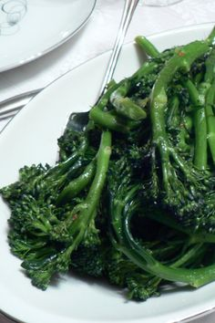 Know Your Ingredients: Broccoli Rabe