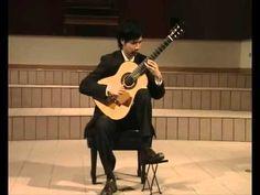 Paganini: Caprice No.24 - Kenny Chan, guitar