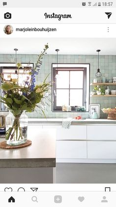 Kitchen Decor Ideas Decoration is extremely important for your home. Whether you choose the Kitchen Wall Decor Ideas or Kitchen Color Ideas For Walls, you will make the best Kitchen Decor Ideas Apartment for your own life. Kitchen Interior, Kitchen Inspirations, Home, Kitchen Remodel, House Interior, Kitchen Dining Room, Home Kitchens, Kitchen Wall Decor, Kitchen Style