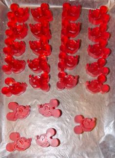 25 Mini Mickey Mouse Glycerin Soap Heads Party by CreationsByCC1, $18.75