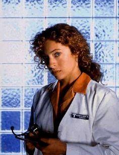 Alex Kingston as Elizabeth Corday