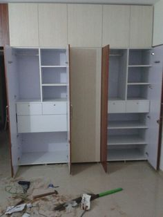 Modular furniture, Wardrobe, loft