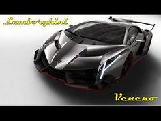 Видео обзор автомобиля Lamborghini Veneno со всех сторон