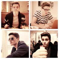 finn and jack harries . Perfection.SEXY.