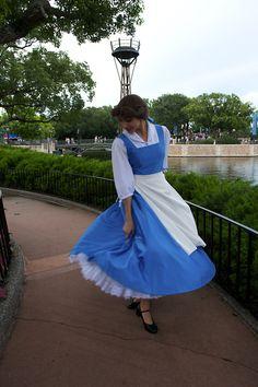 Belle's Village Dress. Summer 2013.