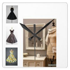 Fashion clock
