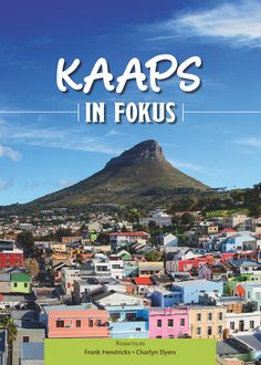 Kaaps in Fokus Cover Pages, Public, Politics, Author, Science, Good Things, Flag, Political Books, Science Comics