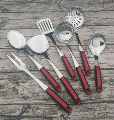 Newet Design cookware sets kitchen stainless steel kitchenware with plastic handle Kitchenware, Tableware, Stainless Steel Cutlery, Cookware, Handle, Plastic, China, Design, Diy Kitchen Appliances