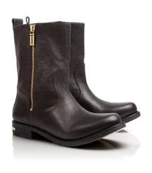 Visit Tory Burch to shop for Elyse Bootie  and more Womens Booties. Find designer shoes, handbags, clothing & more of this season's latest styles from designer Tory Burch.