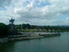 Koblenz, Romantischer Rhein, Germany