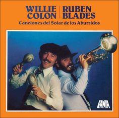 Willie y Ruben Ruben Blades, Willie Colon, Musica Salsa, Nostalgia, Salsa Music, Latin Music, Music Music, All About Music, Lp Cover