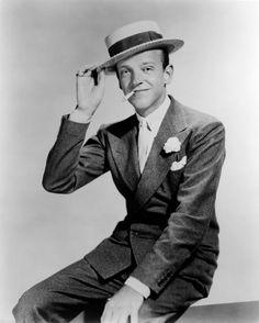 Astaire Canotier peak lapels