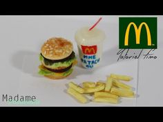 Mc Donald's (Tuto Fimo) - YouTube