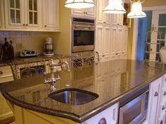 Furniture, Cost Of Granite Counter Tops Country Kitchen Decor Ikea Kitchen Island Kitchen Backsplash Ideas Small Kitchen Design Ideas: Delightful Granite Kitchen Counter Tops Interior Sets