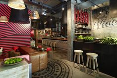 Méjico Restaurant & Bar by Juicy Design, Sydney   Australia restaurant bar