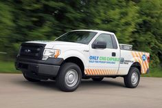 Ford offers more vehicles that run on compressed natural, liquified petroleum gas
