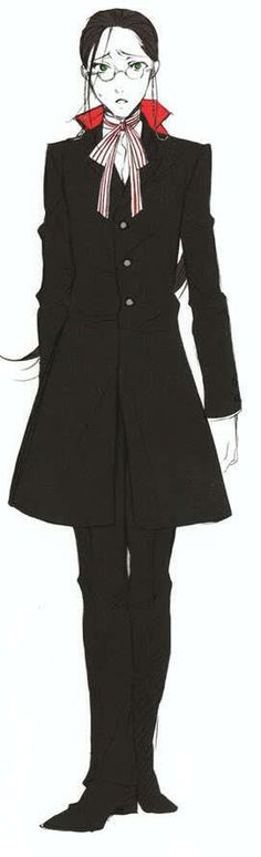 grell human form - Google Search