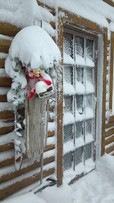 Warm inside...